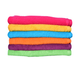 Multi Purpose Soft Cotton Hair Towel 50x92CM | 24HOURS.PK