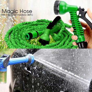 Pack of 2 – EZ Jet Water Cannon + Magic Hose – 50 FT (0124) | 24HOURS.PK