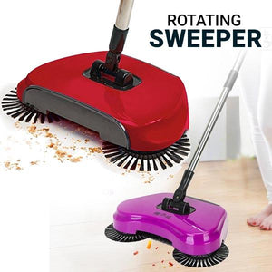 Sweep Drag All - In - One No Electricity Vacuum Cleaner | 24hours.pk