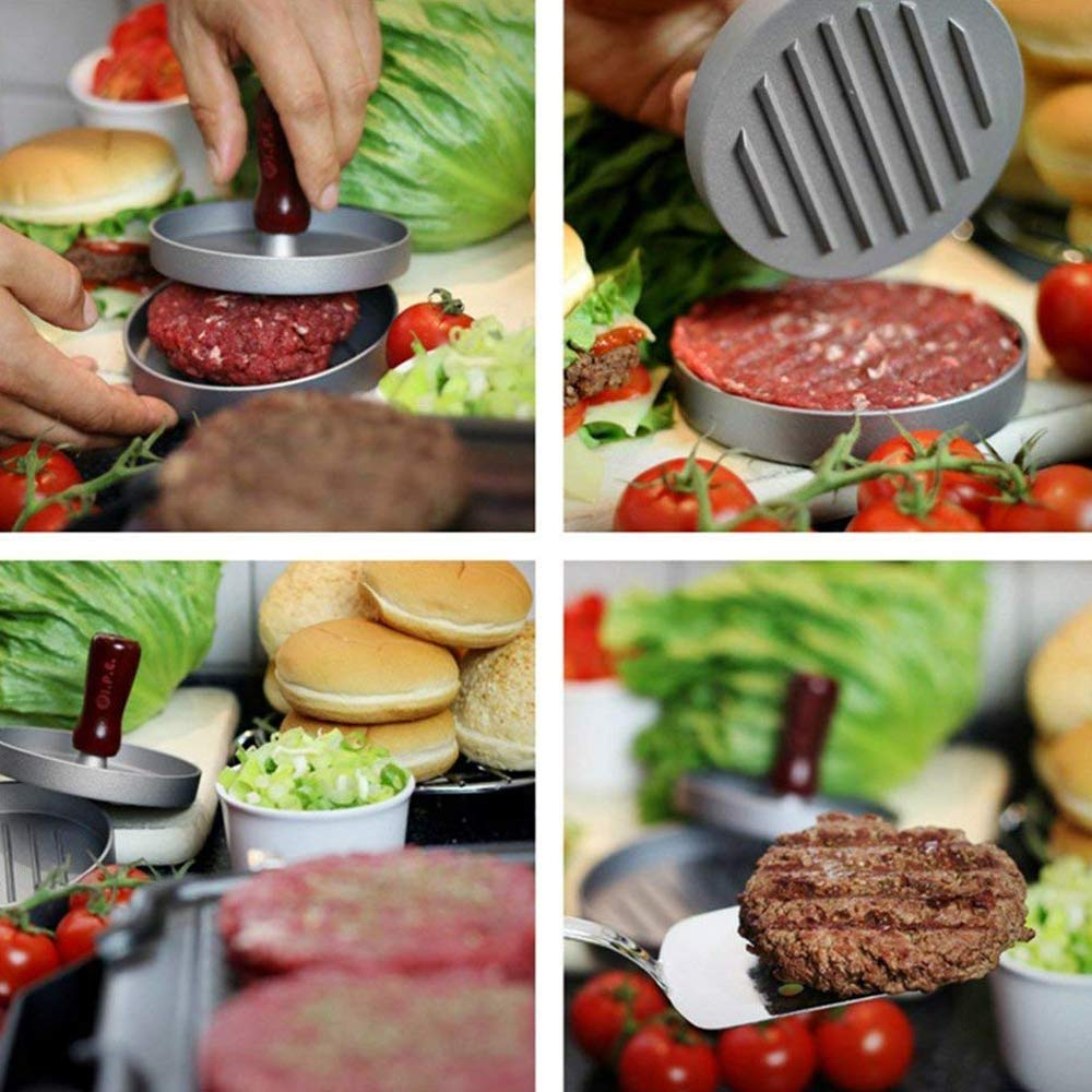 Burger Press for Producing Uniform Patties 0101 | 24HOURS.PK