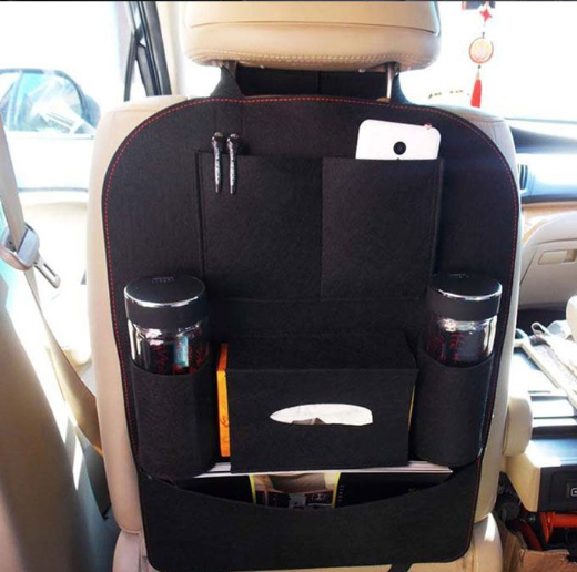 Pack of 2 Back Seat Organizer 0115 | 24HOURS.PK
