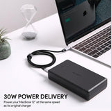Sprint Ultra 30000mAh Power Bank with 30W Power Delivery & Quick Charge 3.0 (PB-Y7)