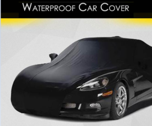 Water & Dust Proof Car Cover for Big Cars | 24HOURS.PK