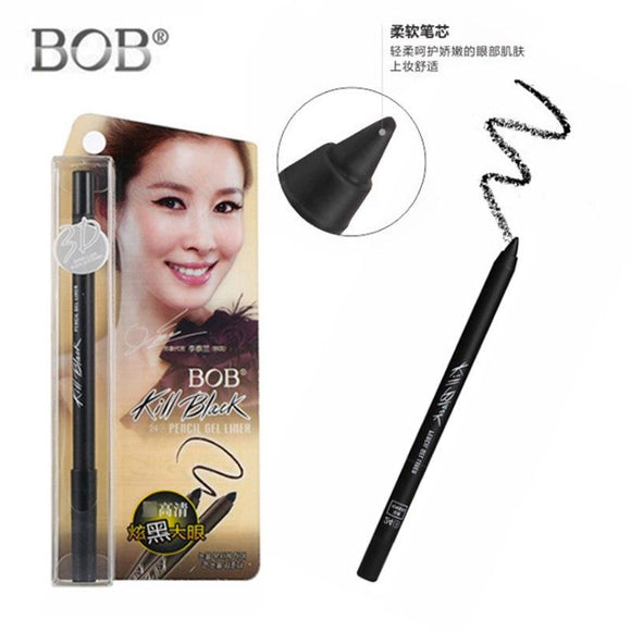 BOB Keen Black Pencil Gel Eyeliner 3D Kajol