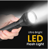 Commando Bright Flashlight LED (012) | 24HOURS.PK