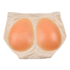 Hip Booster Padded Panties Lift up Ladies Underwear Size L | 24HOURS.PK