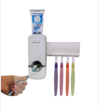 Toothbrush Holder & Toothpaste Dispenser (003) | 24HOURS.PK