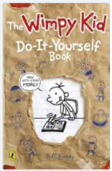 Diary Of A Wimpy Kid Do It Yourself Book - (PB) By : Jeff Kinney