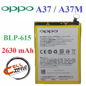 A37 / A37M Original Battery for OPPO / BLP 615 / 2630 mAh