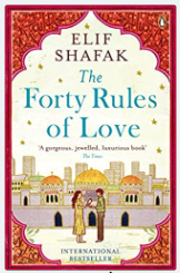 Forty Rules Of Love - (PB) By : Elif Shafak
