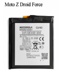 Motorola Moto Z DROID XT1650-02 GV40 Battery