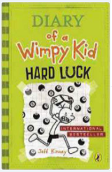 Diary Of A Wimpy Kid Hard Luck - (PB) By : Jeff Kinney