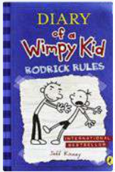Diary Of A Wimpy Kid Rodrick Rules - (PB) By : Jeff Kinney