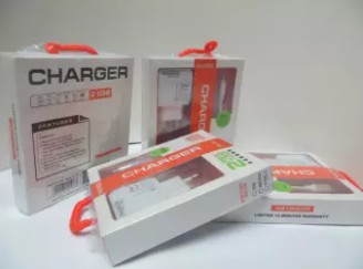 FASTER FC-33 Fast Charging 2 in 1 Travel Charger 2.4A