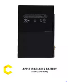 A1547 100% Original New Battery For ipad air 2 7340mAh A1547 HIgh Quality Apple Tablet -Black