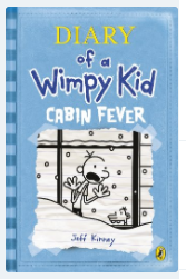 Diary Of A Wimpy Kid Cabin Fever - (PB) By : Jeff Kinney