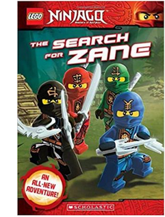 The LEGO® Ninjago Chapter Book #7: The Search for Zane  (PB) By: Kate Howard