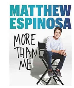 Matthew Espinosa More Than Me (PB)  By: Matthew Wells