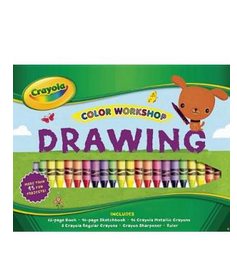 Crayola Color Workshop: Drawing (PB) By: N/A