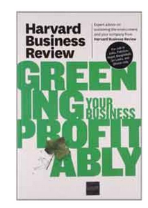 Harvard Bune Riew On Greeni Your Bune Profitably  (PB) By: Harvard Business School
