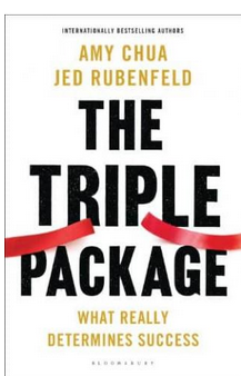 The Triple Package: What Really Determines Success (PB) By: Jed Rubenfeld