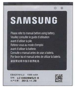 Samsung Original Battery eb425161lu for Galaxy S Duos s7562