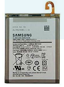 Samsung Galaxy A10 SM-A105F 3300 mAh Capacity Lithium type Battery