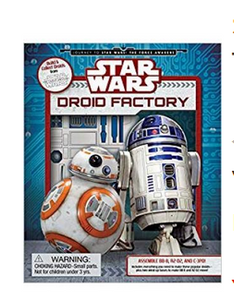 Star Wars: Droid Factory Star Wars: Journey to the Force Awakens -(PB)  By: Daniel Wallace
