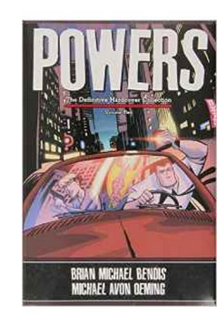 Powers: The Definitive Hardcover Collection Vol 2 (PB) By: Brian Machael Bendis