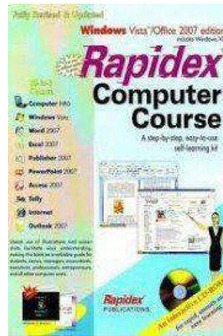 Rapidex Computer Course (PB) By: PUSTAK MAHAL EDITORIAL BOARD