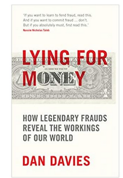 Lying for Money - (PB) By: Dan Davies