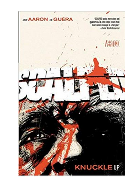 Scalped, Vol. 9: Knuckle Up (PB) By: Jason Aaron