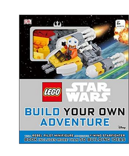 LEGO® Star Wars Build Your Own Adventure (PB) By: DK