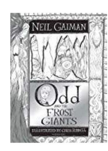 Odd And The Frost Giants  (PB) By: N/A