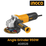 Ingco Angle Grinder AG8528 | 24HOURS.PK