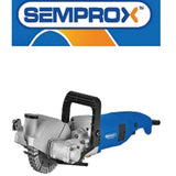 Samprox 125MM Wall Chaser With 5-Blades 2800W Industrial Heavy Duty SWC1201 | 24hours.pk