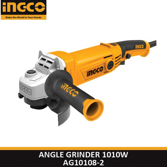 Ingco Angle Grinder AG10108-2 | 24HOURS.PK