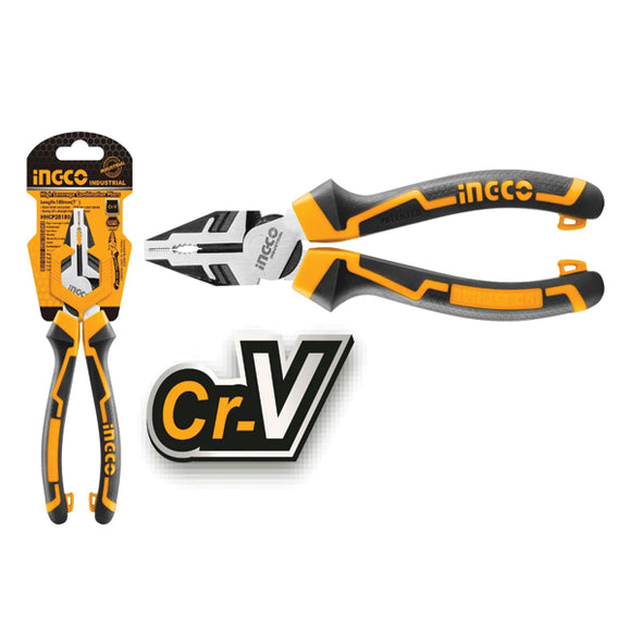 Ingco High Leverage Combination Pliers HHCP28180 | 24HOURS.PK