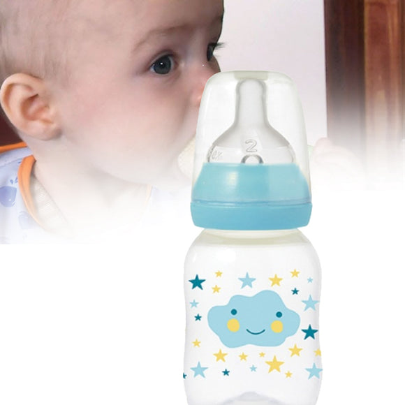 Tigex Air Control Feeding Bottle 110ml | 24HOURS.PK