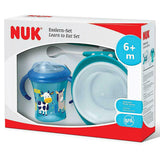Nuk Learn To Eat Set Boy - 10225130 | 24HOURS.PK