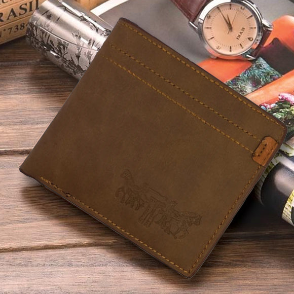 New Latest Brown Wallet For Mens | 24hours.pk