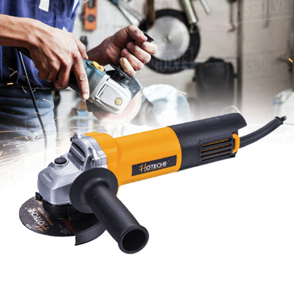 Hoteche 100mm Angle Grinder P800402 | 24HOURS.PK