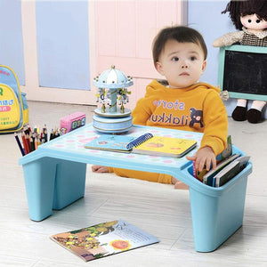 Children's Multi-Function Game Plastic Small Table Random Color | 24HOURS.PK