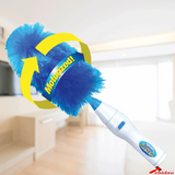Hurricane Spin Duster Motorized Dusting Brush | 24hours.pk