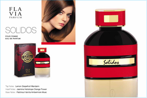 Solidos (Ladies 100ml EDP) Sterling | 24hours.pk