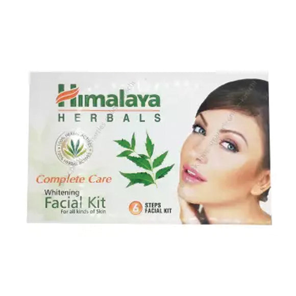 Himalaya Herbal Care Complete Care Whitening Facial Kit