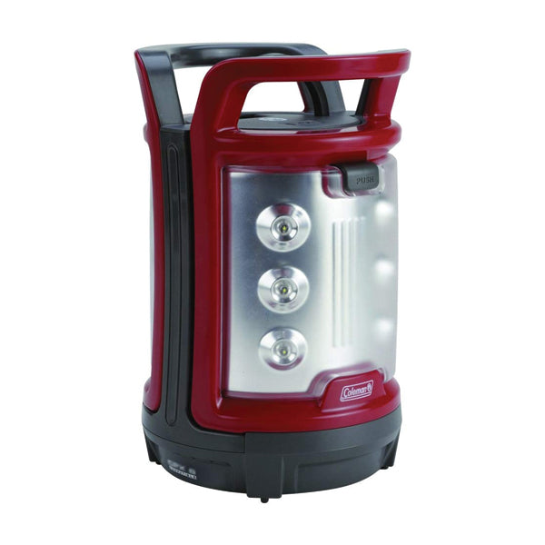 Coleman Flashlight CPX 6 V, Duo LED Red / Black 2000009526 | 24HOURS.PK