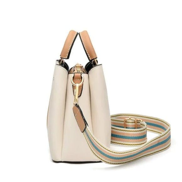 New Style Fashion Women's Leather Western Versatile Hand Crossbody Bag 226-2