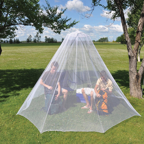 "Travellers Mosquito Net Height: 98"" (2.5 m) 9770 