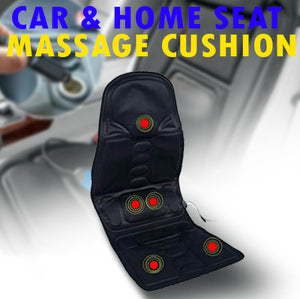 Car & Home Seat Massage Cushion | 24HOURS.PK